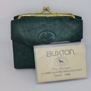 Vintage Buxton Heiress French Wallet